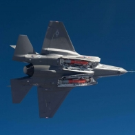 F 35 Weapons Bay Wallpaper
