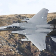F15 Low Level Wallpaper