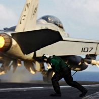 F18 Cat Launch