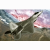 F22 Raptor Fly Over Wallpapers