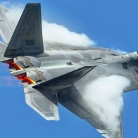 F22 Sound Barrier