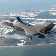 F35 B Liftfan Wallpaper