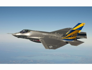 F35 Fighter Aircraft