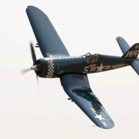 F4f Corsair In Flight Wallpaper