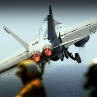 Fa 18e Super Hornet Wallpaper