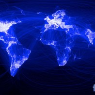 Facebook World Network Wallpapers