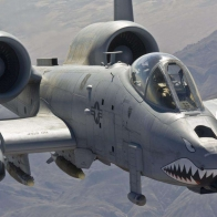 Fairchild A 10a Thunderbolt Ii Wallpaper