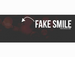 Fake Smile Cover