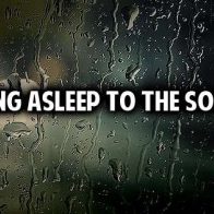 Falling Asleep To The Sound Of Rain Cover