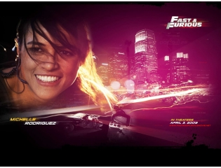 Fast And The Furious 4 Wallpaper
