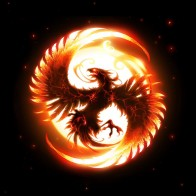 Fenix In Fire Wallpapers