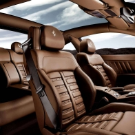 Ferrai 612 Scaglietti Black Interior Hd Wallpapers