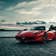 Ferrari 458 Italia 2013 Hd Wallpapers
