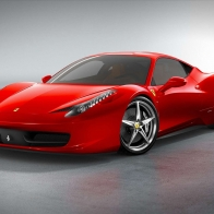 Ferrari 458 Italia 4 Hd Wallpapers