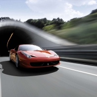 Ferrari 458 Italia Supercar 4 Hd Wallpapers
