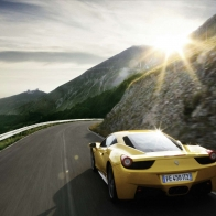 Ferrari 458 Italia Supercar 5 Hd Wallpapers