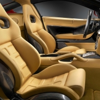 Ferrari 599 Gtb Interior 2 Hd Wallpapers