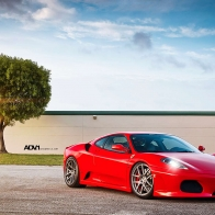 Ferrari F430 By Adv1 Hd Wallpapers