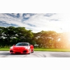 Ferrari F430 On Adv1 Wheels Hd Wallpapers