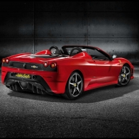 Ferrari Scuderia Spider 16m 4 Hd Wallpapers