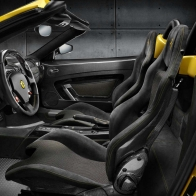 Ferrari Scuderia Spider 16m Interior 2 Hd Wallpapers