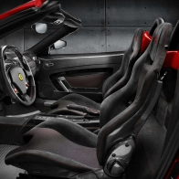Ferrari Scuderia Spider 16m Interior 3 Hd Wallpapers