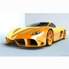 Ferrari Yellow Concept Hd Wallpapers