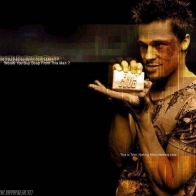 Fight Club Tyler Durden Wallpaper
