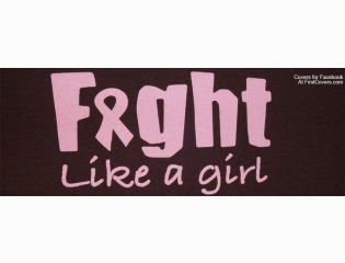 Fight Like A Girl Cover