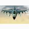 Fighter Aircraft Lockheed F16 Falcon Wallpaper