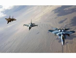 Fighter Plane Showdown