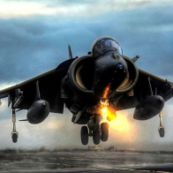 Fighter Take Off