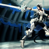 Fiora League Of Legends Game Wallpaper