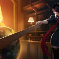 Fiora Lol Game Desktop Wallpaper