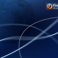 Firefox Take Back The Web Blue Curves Wallpapers