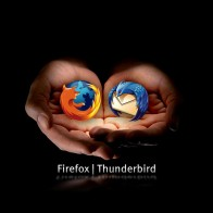 Firefox Thunderbird Wallpapers