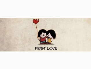 First Love Facebook Timeline Cover