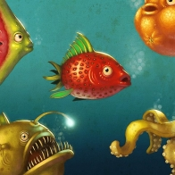 Fish Hd Wallpaper 40