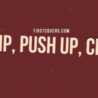 Fist Pump Push Up Chapstick Cover