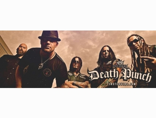Five Finger Death Punch Cover