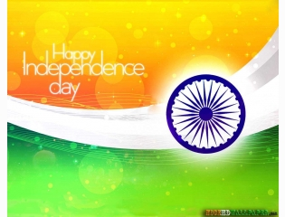 Flag Of India 15 August Independence Day Wallpaper