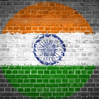 Flag Of India With Ashok Chakra For Wishing Happy Independence Day Hd Wallpaper
