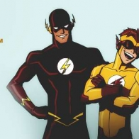 Flash Family Cover