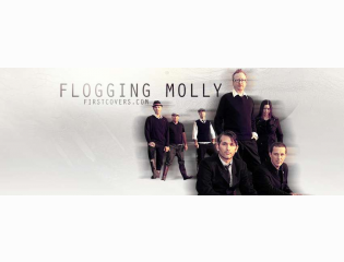 Flogging Molly Cover