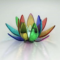 Flower Glass For