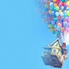 Download flying house cover, flying house cover  Wallpaper download for Desktop, PC, Laptop. flying house cover HD Wallpapers, High Definition Quality Wallpapers of flying house cover.