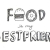 Download food is bestfriend cover, food is bestfriend cover  Wallpaper download for Desktop, PC, Laptop. food is bestfriend cover HD Wallpapers, High Definition Quality Wallpapers of food is bestfriend cover.