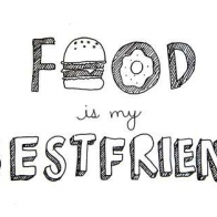 Food Is Bestfriend Cover