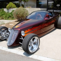 Foose Coupe 2008 Wallpaper