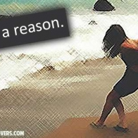 For A Reason Cover